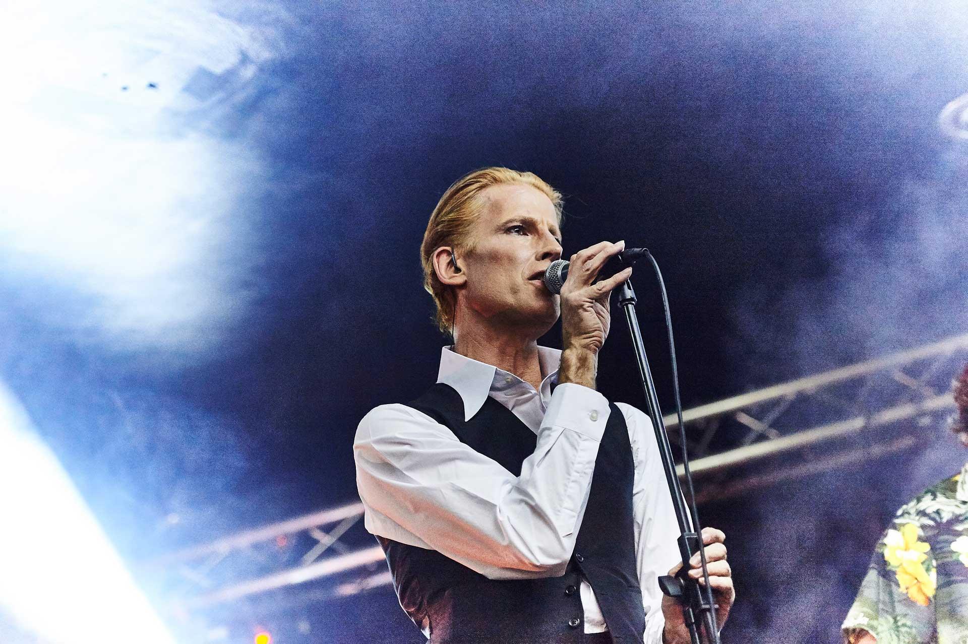 David Live Thin White Duke Live