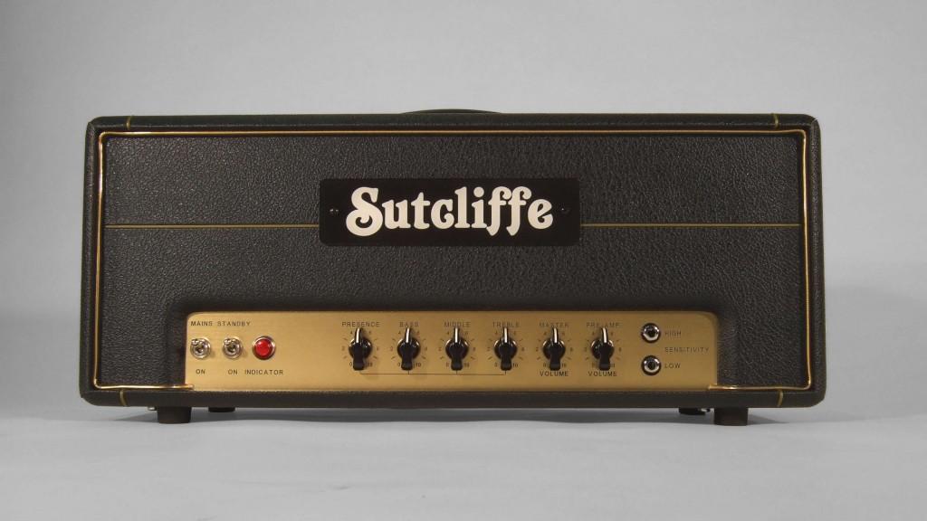 Sutcliffe JM800 Front