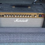 Marshall JTM600 amp head in for repair