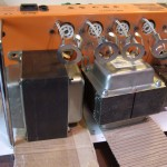 Orange AD140 with new transformer ready to bolt in